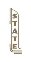 Stateside blade logo - gold